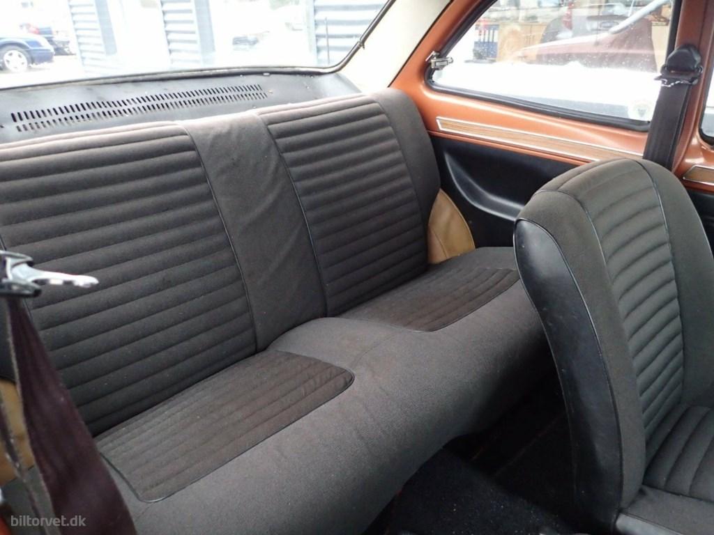 Ford Escort 1,3 XL 1974