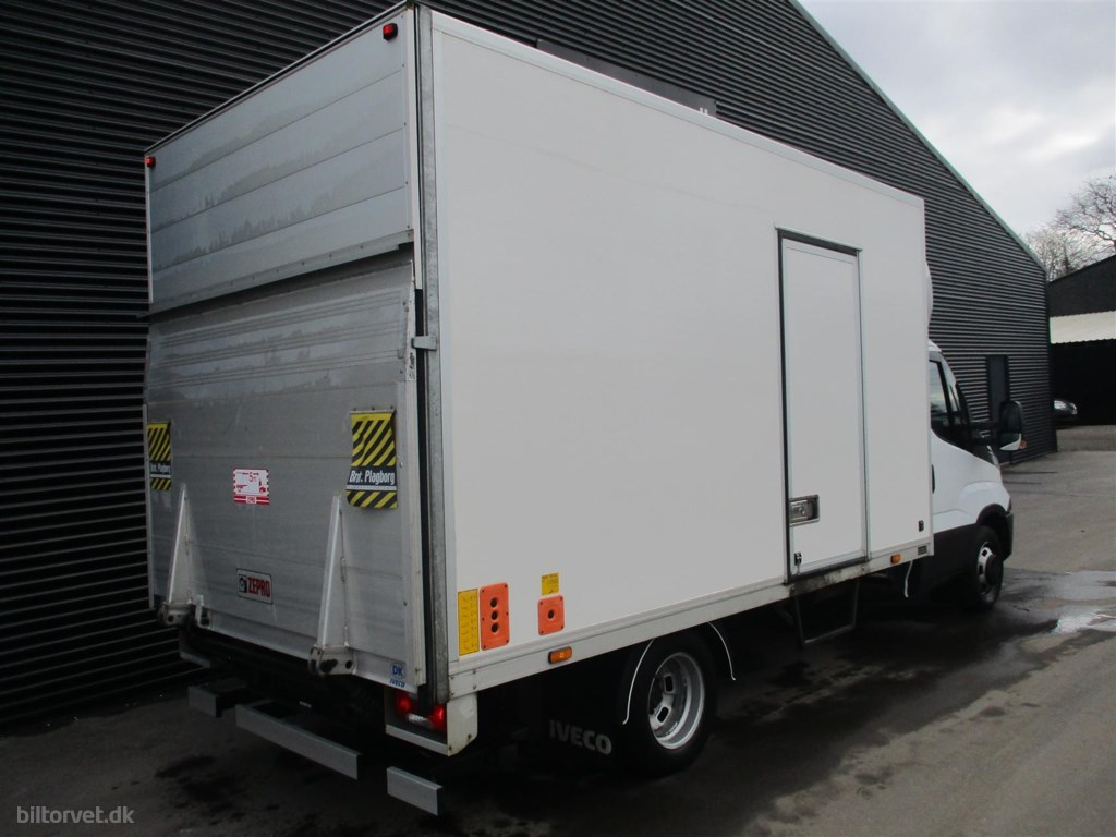 Iveco Daily 35C17 ALUKASSE/LIFT AG8 3,0 D 170HK Ladv./Chas. 2016