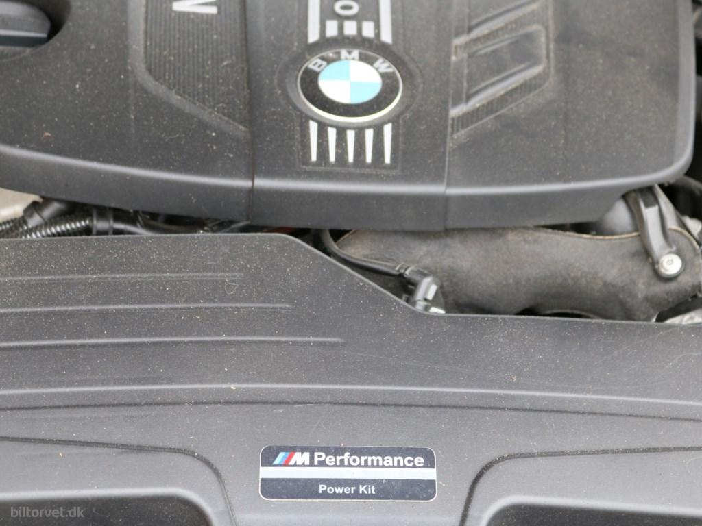 BMW 320d Touring 2,0 D Steptronic 184HK Stc 8g Aut. 2015