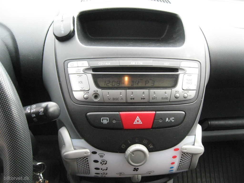 Toyota Aygo 1,0 68HK 5d 2010