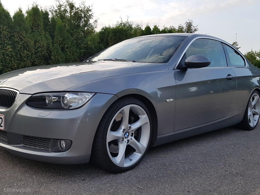 BMW 335i 3,0 306HK 2d 6g 2007