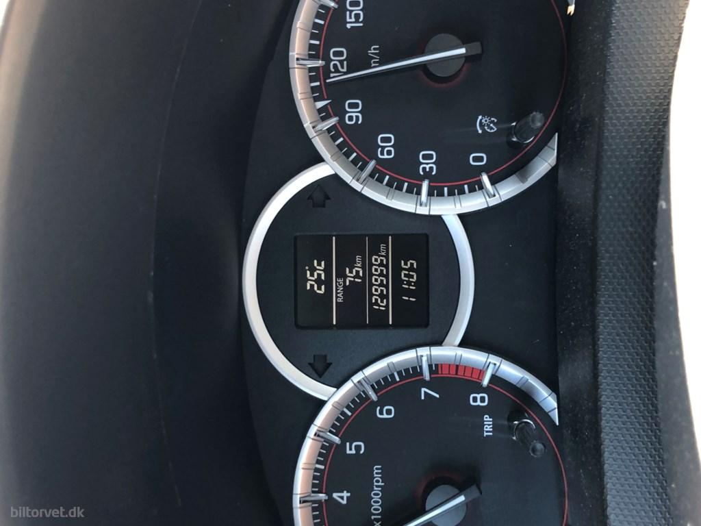 Suzuki Swift 1,6 VVT Sport 136HK 3d 6g 2012