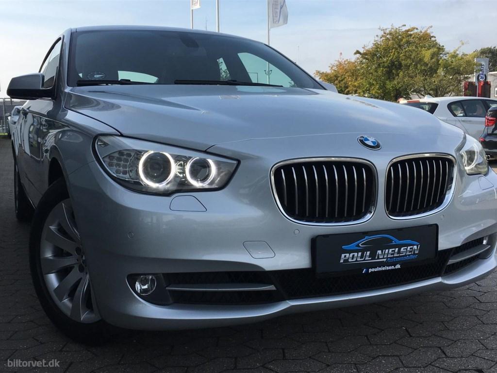 BMW 530d Gran Turismo 3,0 D 245HK 5d 8g Aut. 2011