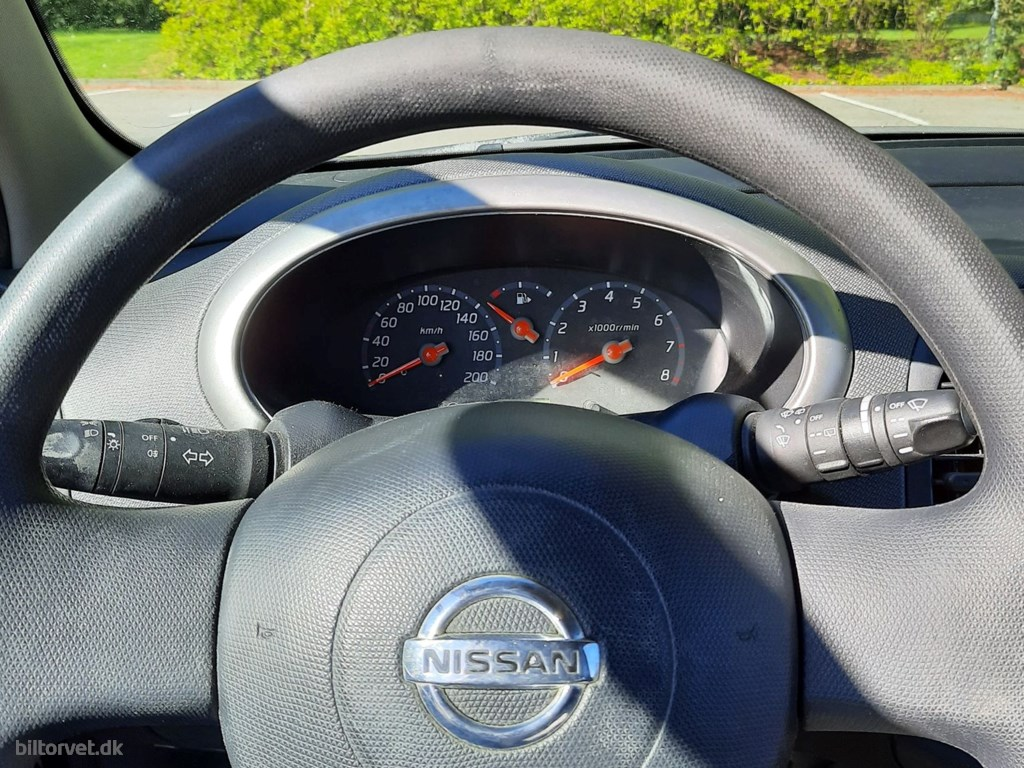 Nissan Micra 1,2 Visia A/C 80HK 3d 2004