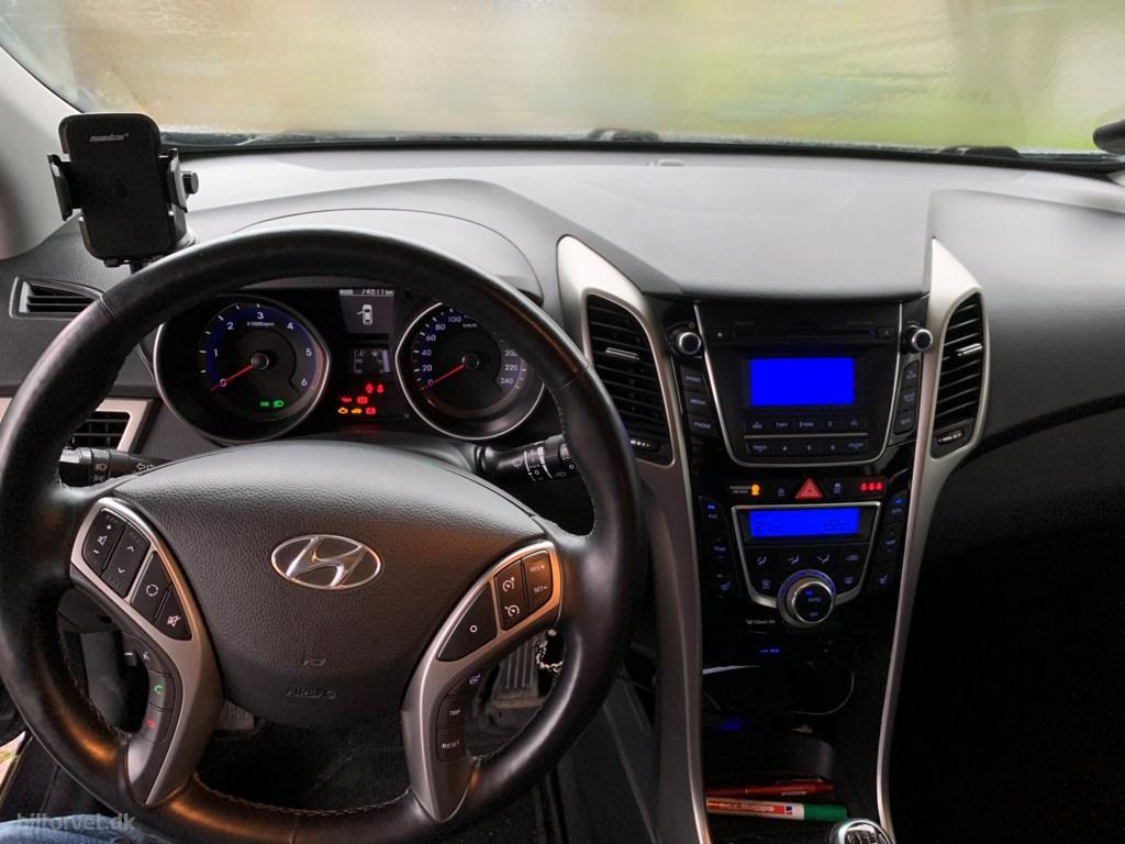 Hyundai i30 1,6 CRDi Premium ISG 110HK 5d 6g 2016