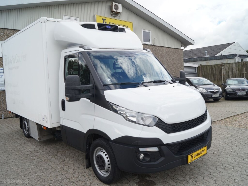 Iveco Daily 3,0 35S17 Kølevogn 2016