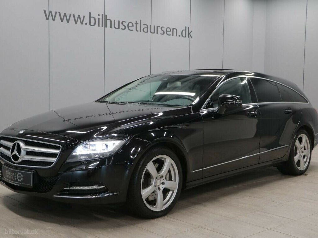 Mercedes-Benz CLS350 3,0 CDi SB aut. BE Van 2013