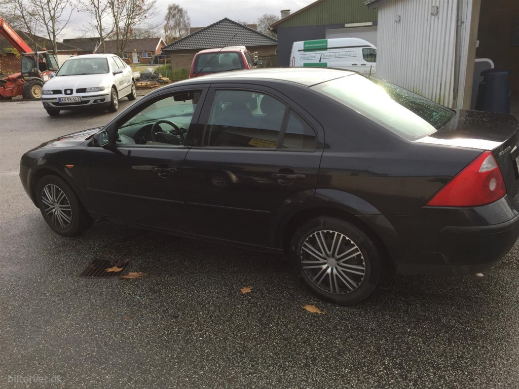 Ford Mondeo 1,8 Trend 125HK 2002