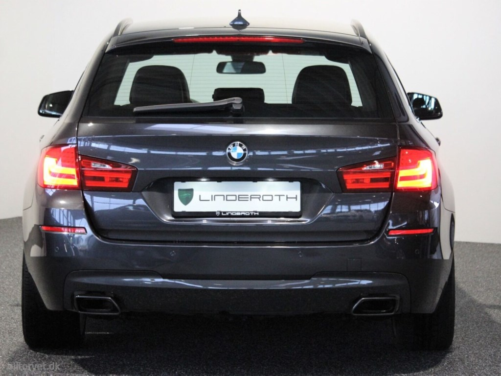 BMW M550d 3,0 Touring xDrive aut. Van 2013