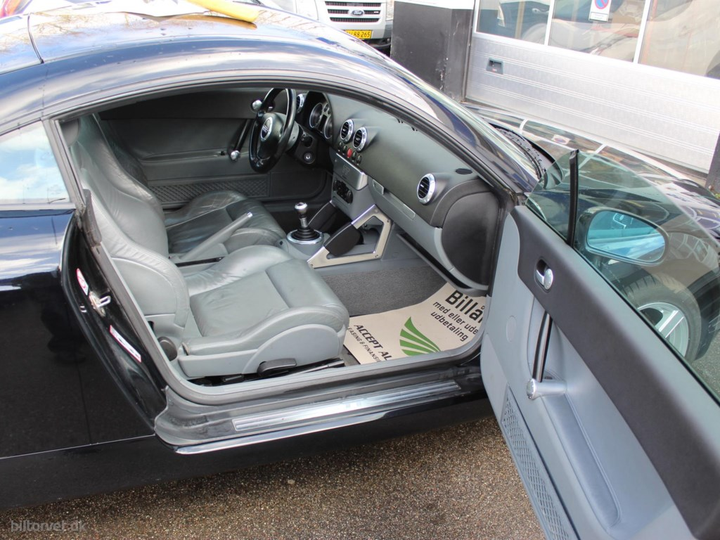 Audi TT 1,8 T 180HK 2d 1999