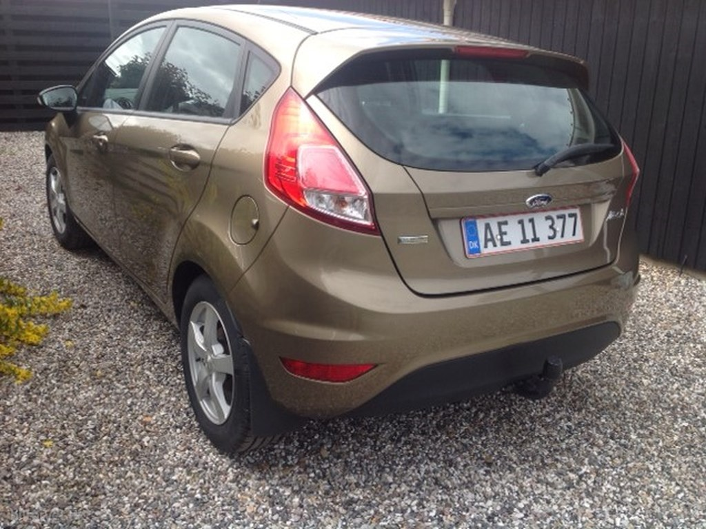 Ford Fiesta 1,0 EcoBoost Trend Start/Stop 100HK 5d 2013