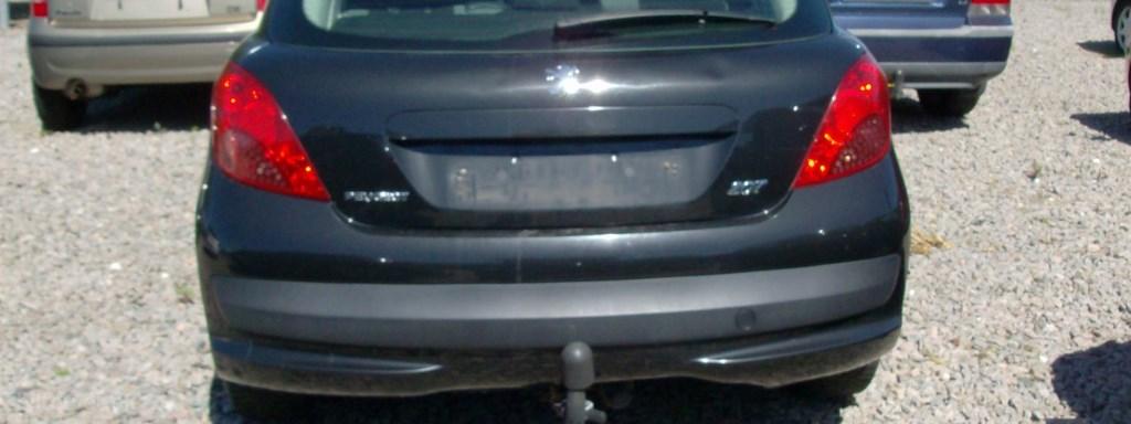 Peugeot 207 1,6 HDI Comfort Plus 90HK 5d 2008