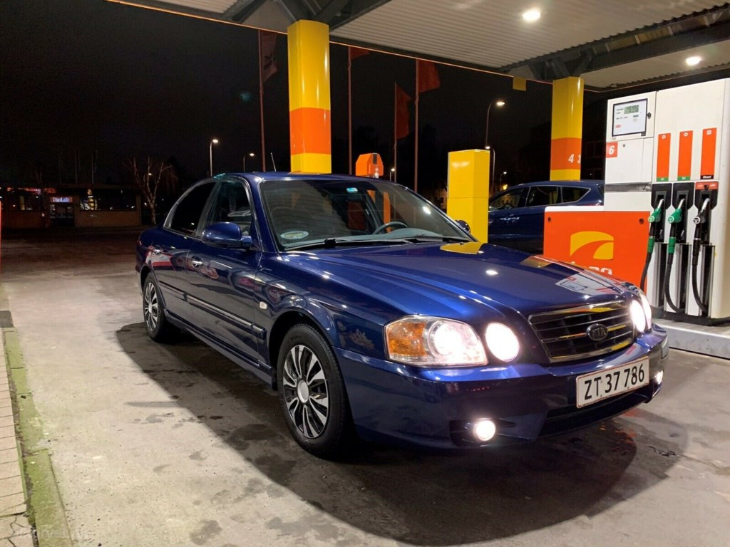 Kia Magentis 2,5 V6 EX 168HK 2004