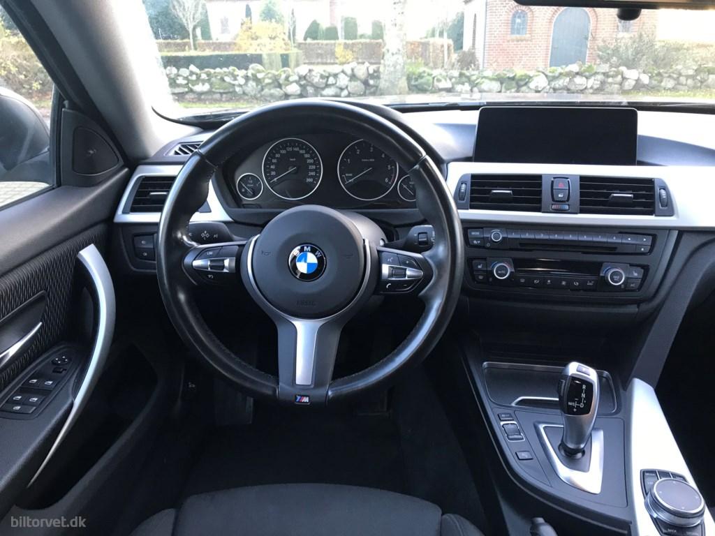BMW 420d Gran Coupé 2,0 D Steptronic 190HK 5d 8g Aut. 2017