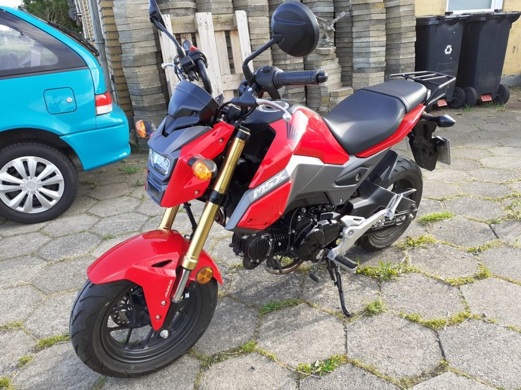 Honda MSX 125 2018
