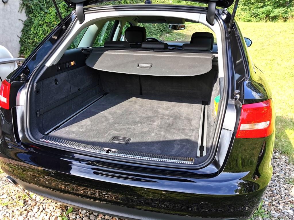 Audi A6 3,0 TDI aut. 204HK 2012
