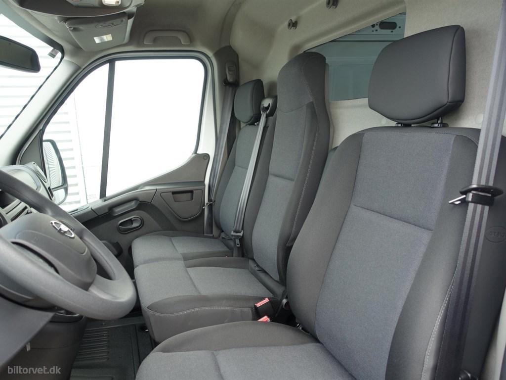 Nissan NV 400 L1H1 2,3 DCi Working Star 110HK Van 6g 2019