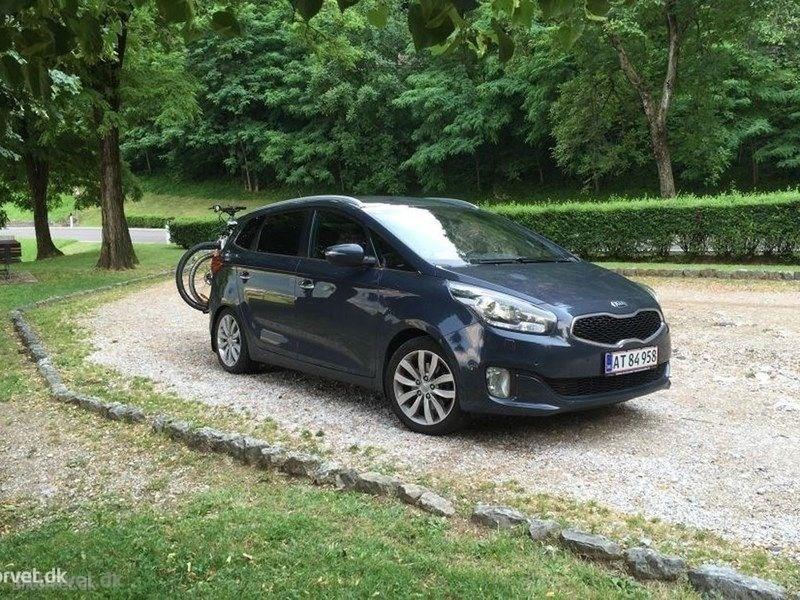 Kia Carens 7 pers. 1,7 CRDI Premium 115HK 6g 2014
