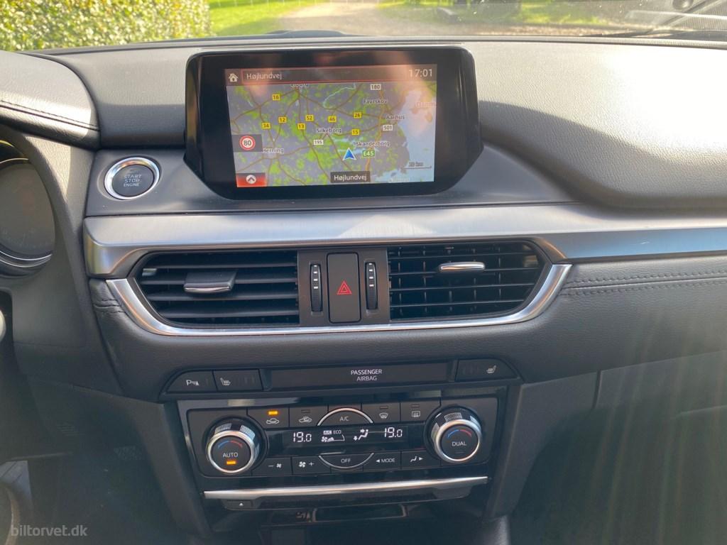 Mazda 6 2,2 Skyactiv-D Vision 150HK 6g Aut. 2016