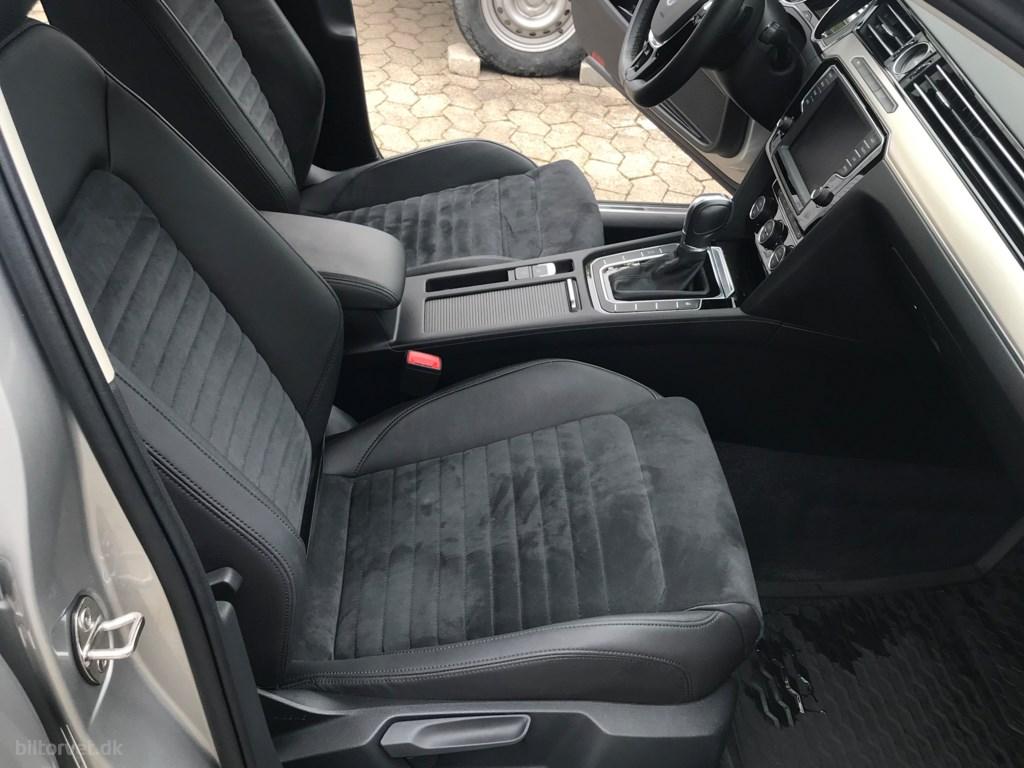 VW Passat 1,4 TSI BMT ACT Highline DSG 150HK 7g Aut. 2017