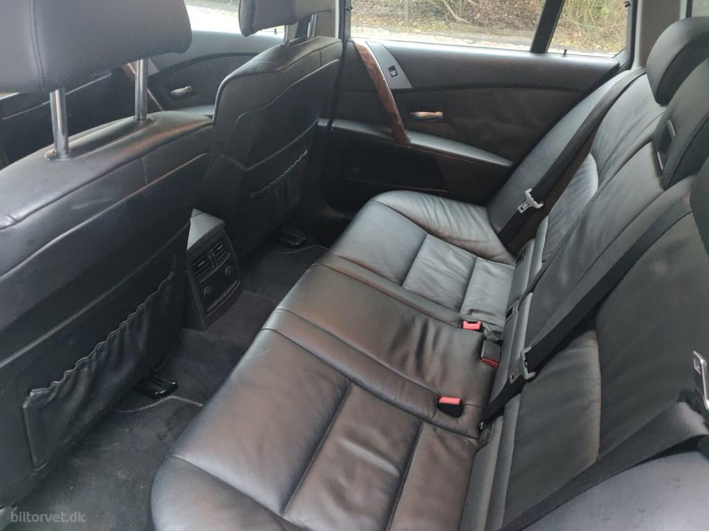 BMW 545i 333HK Stc 2004