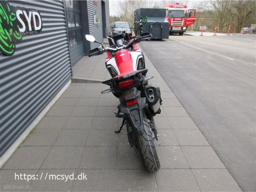 Honda CRF 1000 L Africa Twin