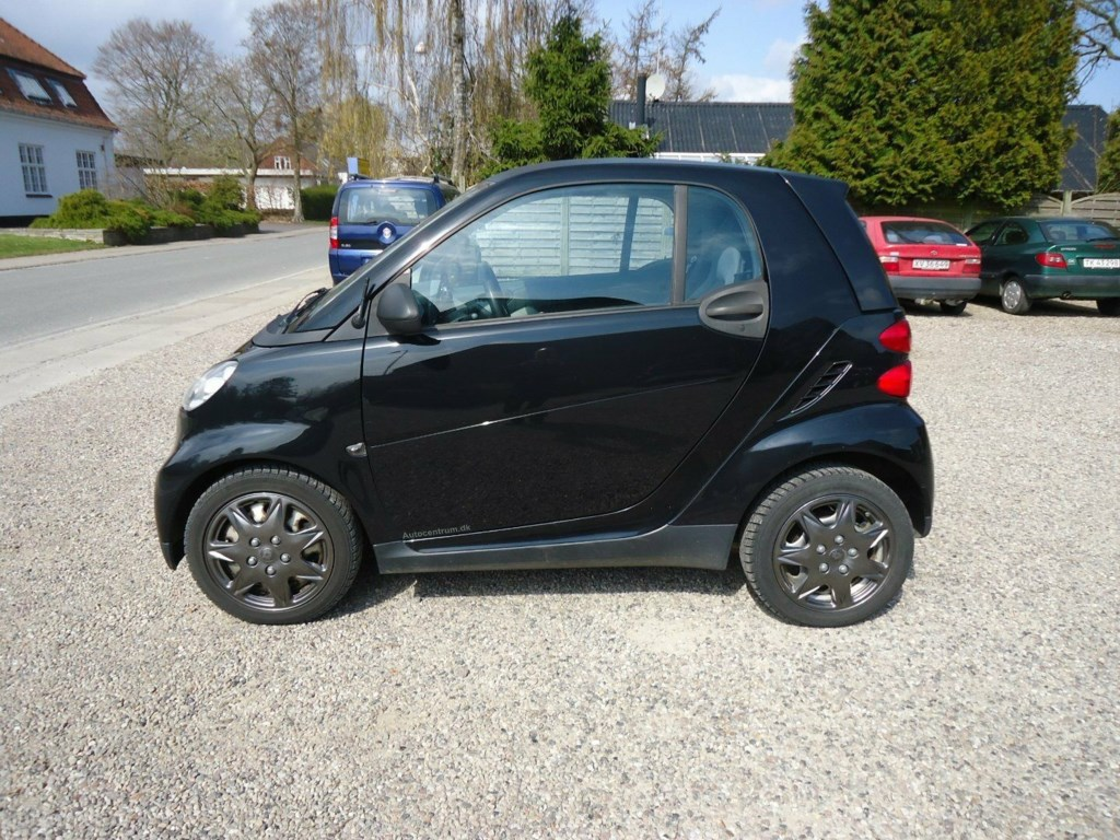 Smart Fortwo Coupé 0,8 CDi 45 Pure 2009