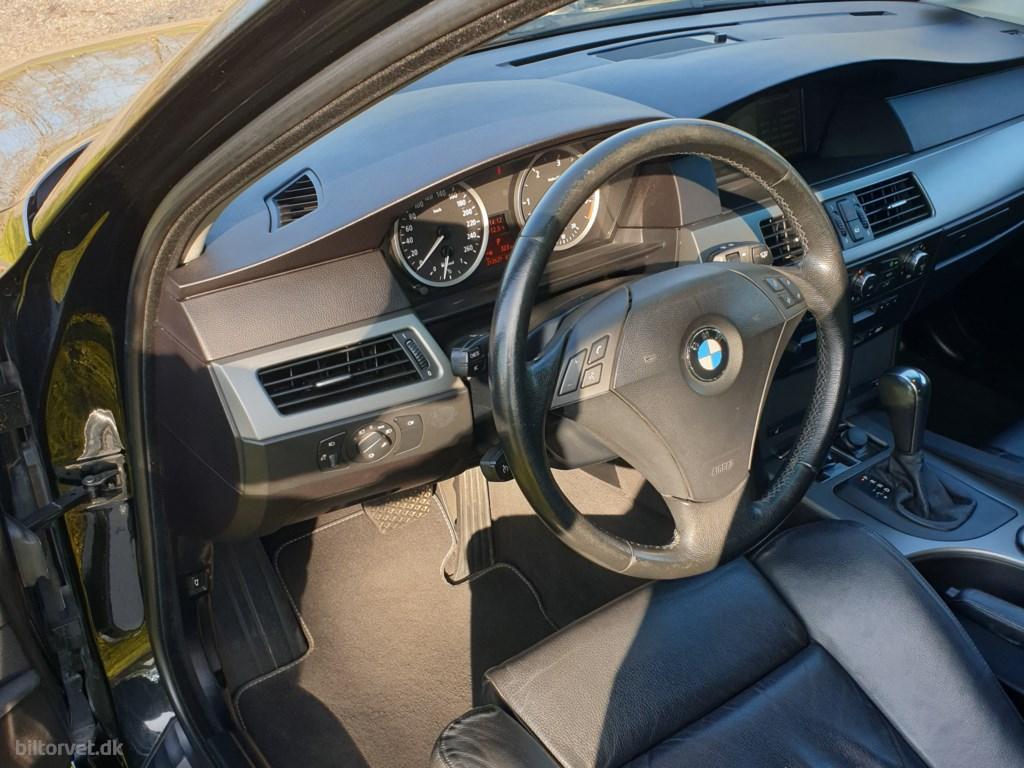 BMW 530d 231HK Stc 2005