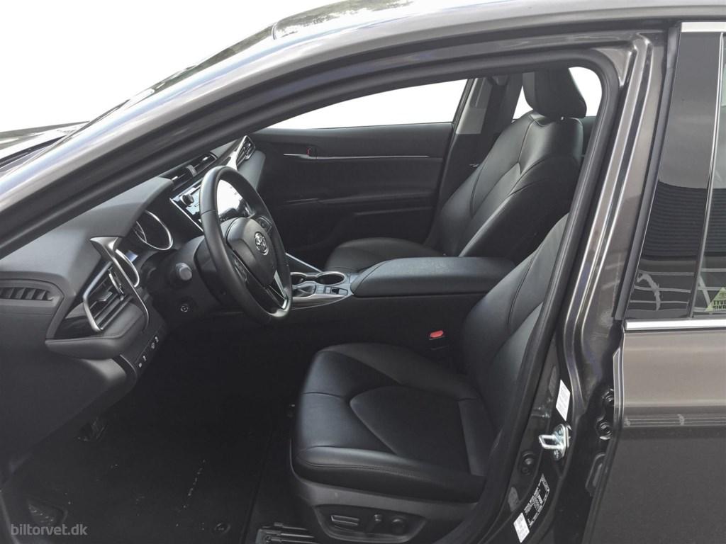 Toyota Camry 2,5 VVT-I H3 Executive 218HK 5d Aut. 2019