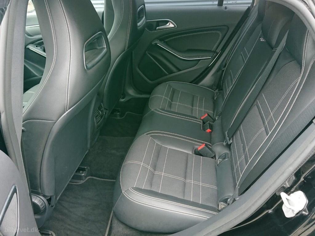 Mercedes-Benz CLA200 d 2,2 SB aut. 2015