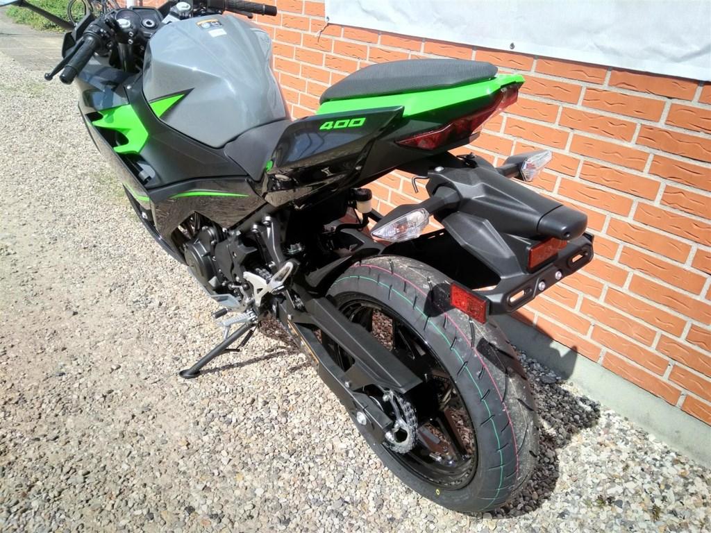 Kawasaki Ninja 400 2019